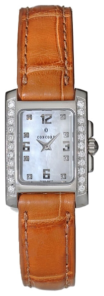 Wrist watch Concord 0310475 for women - picture, photo, image