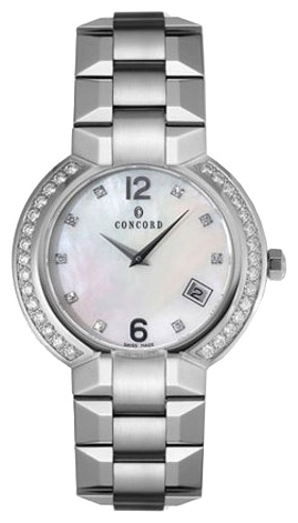 Wrist unisex watch Concord 0310915 - picture, photo, image