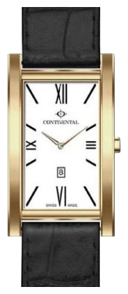 Wrist watch Continental 1075-GP157 for Men - picture, photo, image