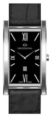 Wrist watch Continental 1075-SS158 for Men - picture, photo, image