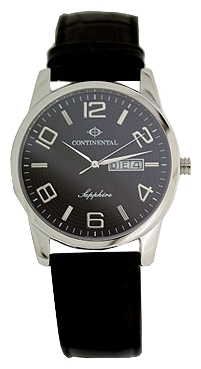 Wrist watch Continental 1077-SS158 for Men - picture, photo, image