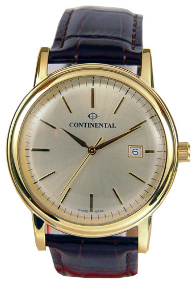 Wrist watch Continental 1331-GP156 for Men - picture, photo, image