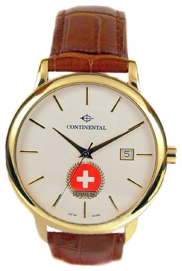 Wrist watch Continental 1352-GP157BRI for Men - picture, photo, image
