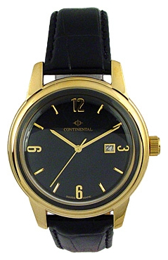 Wrist watch Continental 1625-GP158 for Men - picture, photo, image