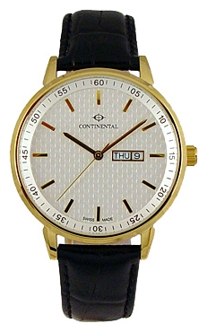 Wrist watch Continental 1626-GP157 for Men - picture, photo, image