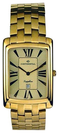 Wrist watch Continental 2275-137 for Men - picture, photo, image