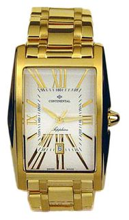Wrist watch Continental 4008-137 for Men - picture, photo, image