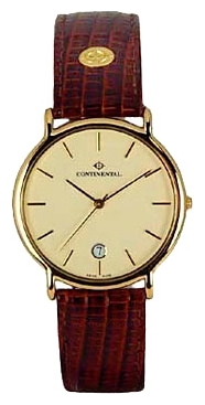 Wrist watch Continental 6373-GP156I for Men - picture, photo, image