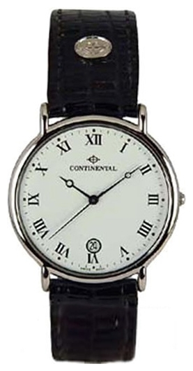 Wrist watch Continental 6373-SS157 for Men - picture, photo, image