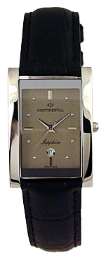 Wrist watch Continental 9011-SS159 for Men - picture, photo, image