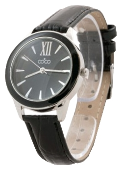 Wrist unisex watch Cooc WC00971-8 - picture, photo, image