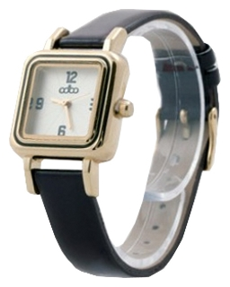 Wrist unisex watch Cooc WC01133-2 - picture, photo, image