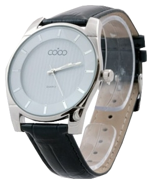 Wrist unisex watch Cooc WC01135-0 - picture, photo, image