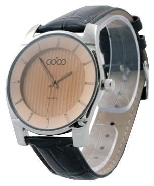 Wrist unisex watch Cooc WC01135-2 - picture, photo, image