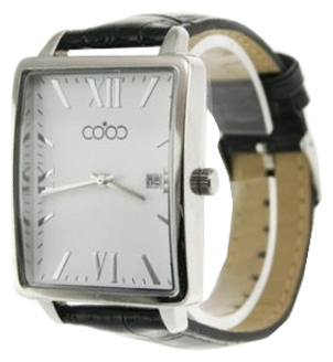 Wrist watch Cooc WC03918-1 for Men - picture, photo, image