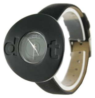 Wrist unisex watch Cooc WC15683-8 - picture, photo, image