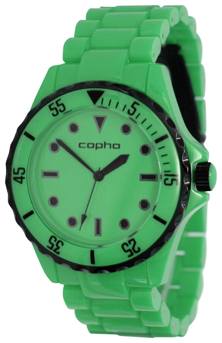 Wrist unisex watch Copha SWAG06 - picture, photo, image