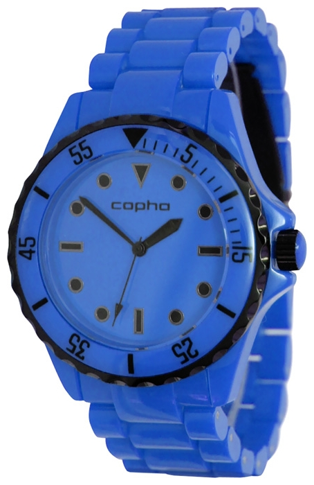 Wrist unisex watch Copha SWAG09 - picture, photo, image