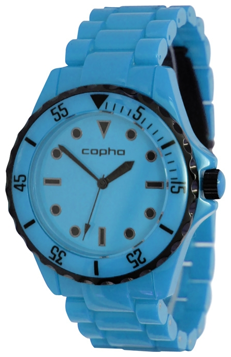 Wrist unisex watch Copha SWAG11 - picture, photo, image