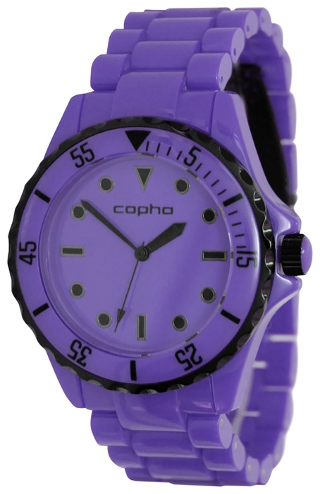 Wrist unisex watch Copha SWAG12 - picture, photo, image