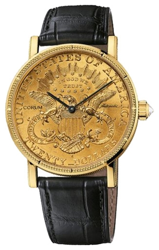 Wrist watch Corum 293.645.56.0001.MU51 for Men - picture, photo, image