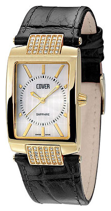 Wrist watch Cover Co102.PL2LBK-SW for women - picture, photo, image