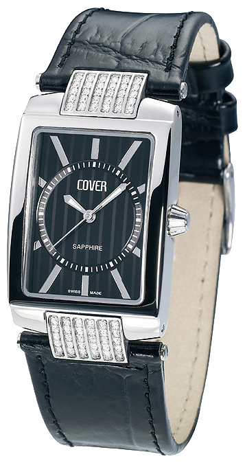 Wrist watch Cover Co102.ST1LBK/SW for women - picture, photo, image