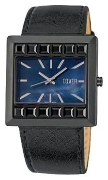 Wrist watch Cover Co105.BP1LBK/SW for women - picture, photo, image