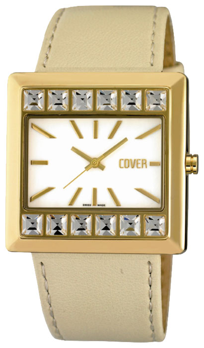 Wrist watch Cover Co105.PL2LBG/SW for women - picture, photo, image