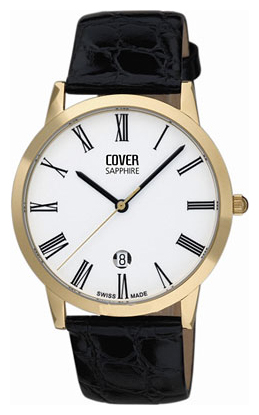 Wrist watch Cover Co123.PL22LBK for Men - picture, photo, image