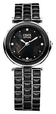 Wrist watch Cover Co142.ST1M/CER for women - picture, photo, image