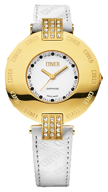 Wrist watch Cover Co143.PL2LWH/SW for women - picture, photo, image
