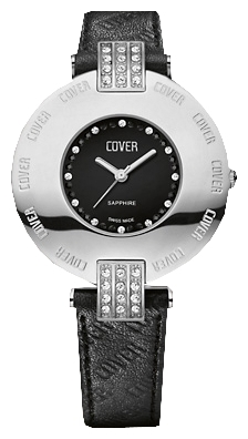 Wrist watch Cover Co143.ST1LBK/SW for women - picture, photo, image