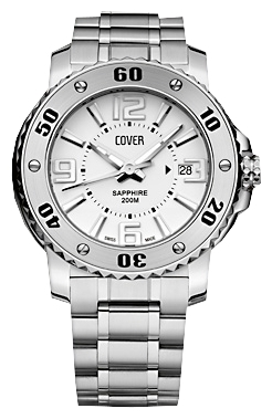Wrist watch Cover Co145.ST2M for Men - picture, photo, image