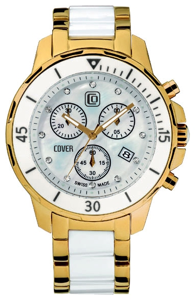 Wrist watch Cover Co8091.PL2M/CER for Men - picture, photo, image
