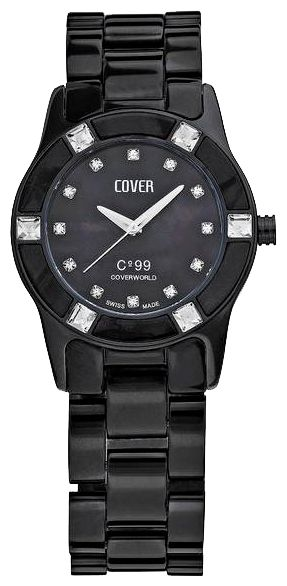 Wrist watch Cover Co99.BPL1M/SW for women - picture, photo, image