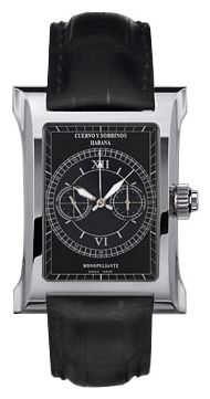 Wrist watch Cuervo y Sobrinos 2450.1N for Men - picture, photo, image
