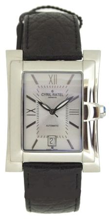 Wrist watch Cyril ratel 270504A.321 for Men - picture, photo, image