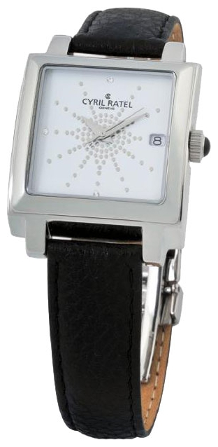 Wrist watch Cyril ratel 270507x.01 for women - picture, photo, image