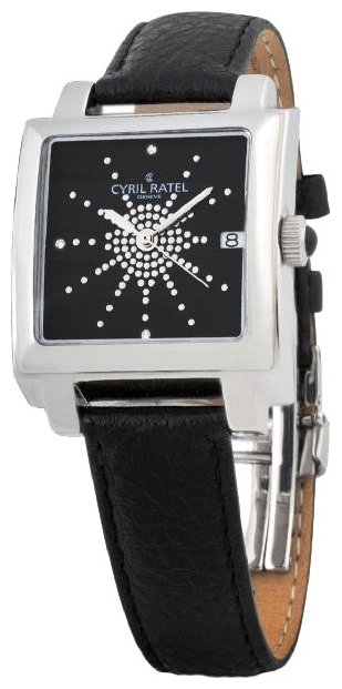 Wrist watch Cyril ratel 270507x.02 for women - picture, photo, image