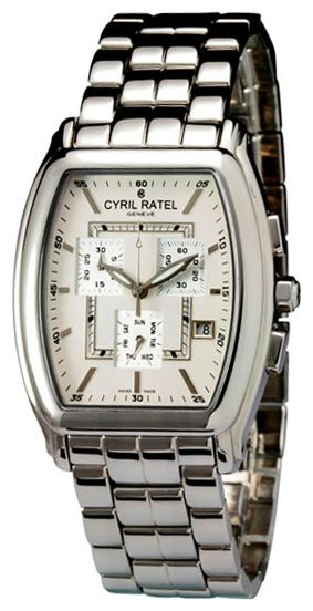 Wrist watch Cyril ratel 316203.01 for Men - picture, photo, image