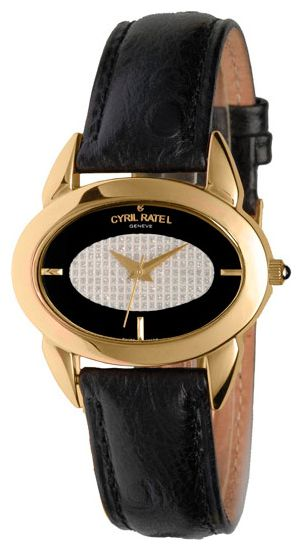 Wrist watch Cyril ratel 475301G.02 for women - picture, photo, image