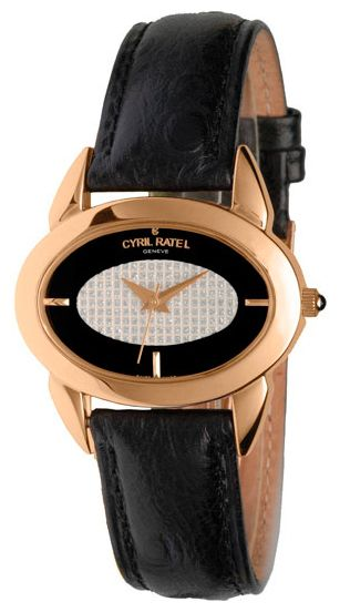 Wrist watch Cyril ratel 475301R.02 for women - picture, photo, image