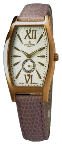Wrist watch Cyril ratel 6CR106G2.01 for women - picture, photo, image