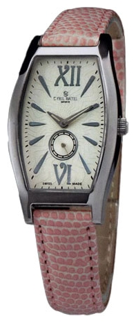 Wrist watch Cyril ratel 6CR106S2.01 for women - picture, photo, image