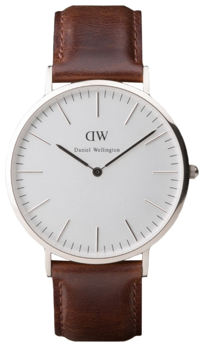 Wrist watch Daniel Wellington Classic Bristol for Men - picture, photo, image