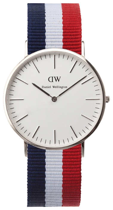 Wrist watch Daniel Wellington Classic Cambridge for Men - picture, photo, image