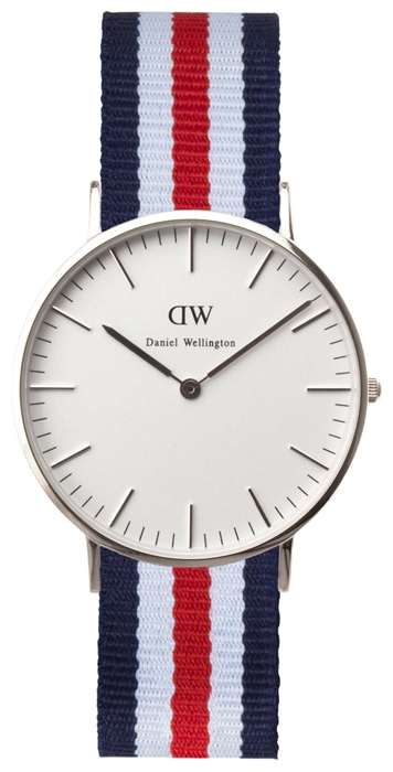 Wrist watch Daniel Wellington Classic Canterbury Lady for women - picture, photo, image