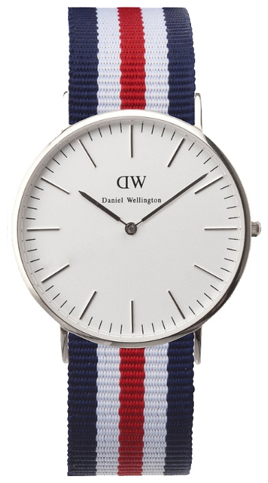 Wrist watch Daniel Wellington Classic Canterbury for Men - picture, photo, image