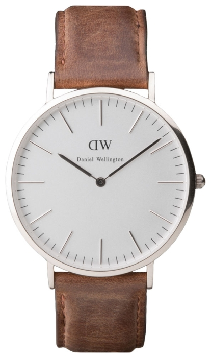 Wrist watch Daniel Wellington Classic Cardiff for Men - picture, photo, image
